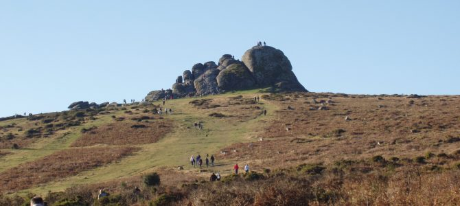 Haytor Dartmoor