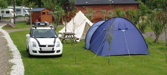 Campsite Devon
