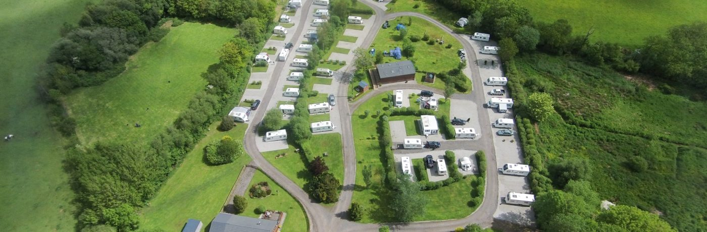 Caravan and Camping Site Dartmoor
