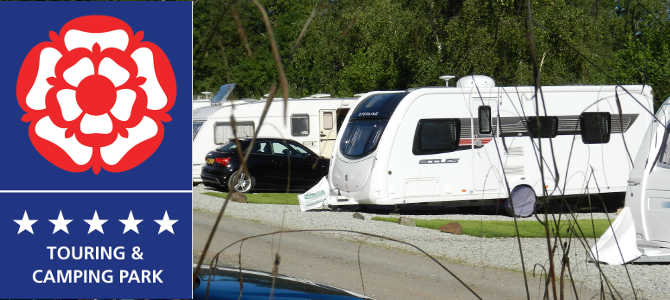 5 Star Camping and Caravanning Dartmoor, Devon