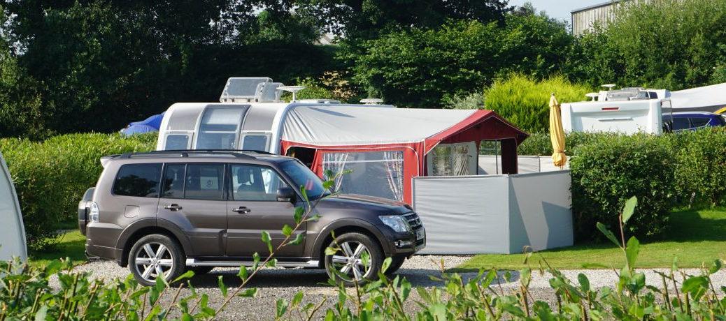 Caravan and Camping Site Dartmoor